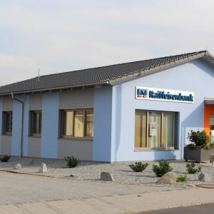 Neubau Raiffeisengeschäftsstelle Haarbach